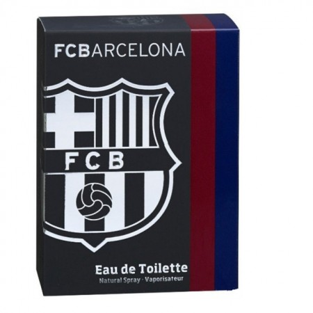 Parfum copii apa de toaleta black FC Barcelona 100 ml