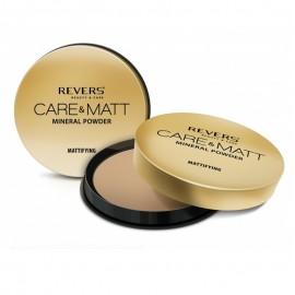 Pudra Care & Matt Revers Cosmetics 01