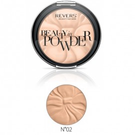 Pudra mata Revers Beauty in powder nr. 02