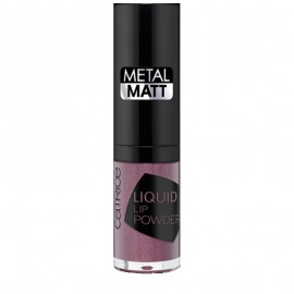 Poze Ruj lichid metalic Catrice Liquid Lip Powder 050