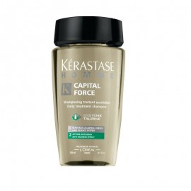 Poze Sampon Kerastase HOMME Capital Force 1 Greasy Hair And Scalp
