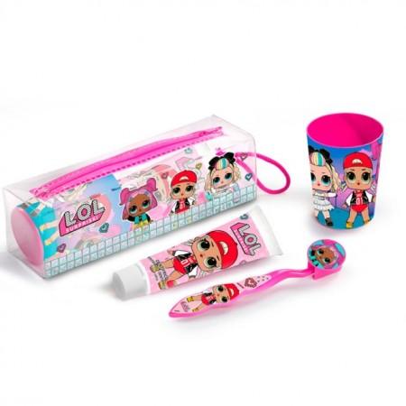 Set cadou copii L.O.L. Surprise Dental