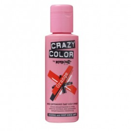 Poze Vopsea de par Crazy color Orange 60