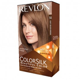 Poze Vopsea de par Revlon Colorsilk 54 light golden brown
