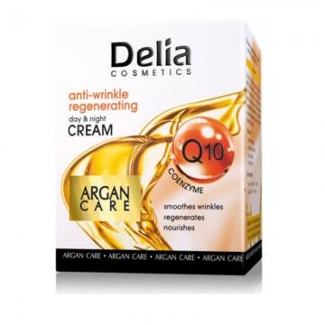 Crema antirid Delia Cosmetics regeneranta pentru zi si noapte