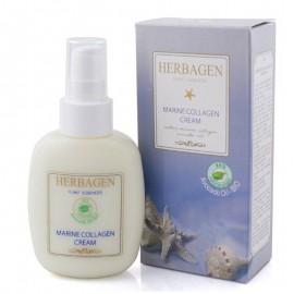 Crema antirid Herbagen cu colagen marin si ulei de avocado BIO