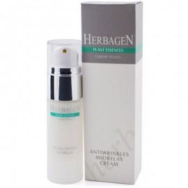 Crema antirid Herbagen Miorelax cu extract din Ocra