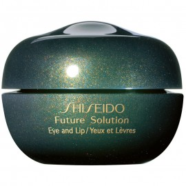 Poze Crema de ochi si buze Shiseido Future Solution LX Eye and Lip Contour Regenerating Cream
