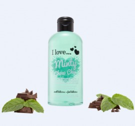 Gel de dus I love Cosmetics Minty Choco Chip SHOWER GEL