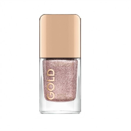 Lac de unghii Catrice, Gold Effect Nail Polish 02 Fascinating Grace, 10.5 ml