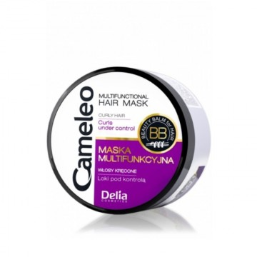 Masca de par cu keratina Delia Cameleo Anti Frizz