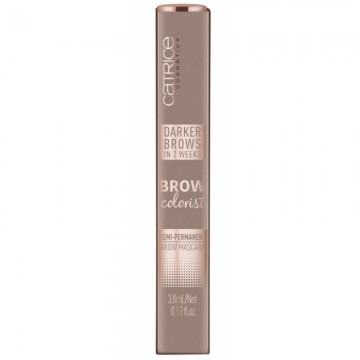 Mascara sprancene semipermanenta Catrice Brow Colorist Semi-Permanent Brow Mascara 010 light