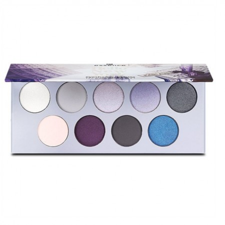 Paleta fard Essence Hello New York eyeshadow palette
