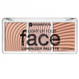 Poze Paleta iluminatoare Essence light up your face luminizer palette 10