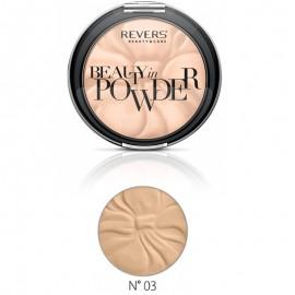 Pudra mata Revers Beauty in powder nr. 03