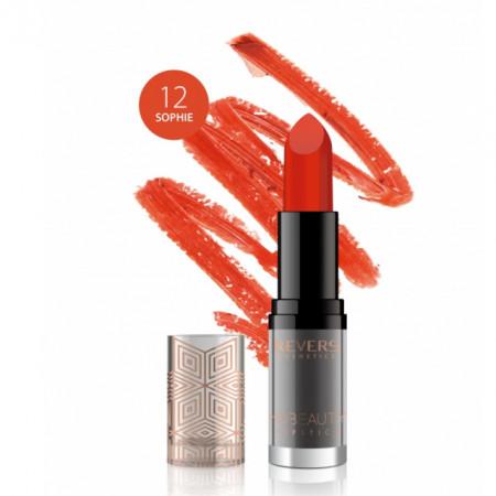 Ruj de buze mat Revers, HD Beauty, nr 12