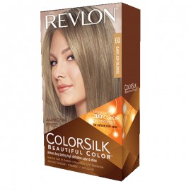 Vopsea de par Revlon Colorsilk 60 dark ash blonde