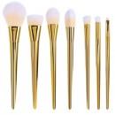 Set pensule de machiaj Lila Rossa gold