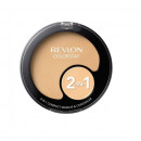 Fond de ten compact & corector Revlon ColorStay 2-in-1 150 Buff, 11 g