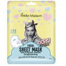 Masca servetel Petite Maison brightening, 25 ml