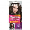 Sampon colorant Delia Cosmetics Coloring Shampoo nr 4.36 dark chocolate