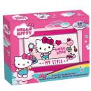 Trusa machiaj copii Hello Kitty