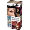 Vopsea de par permanenta Venita PLEX nr. 7.0 natural blond