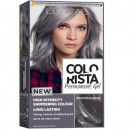 Vopsea gel permanenta, L'Oreal Paris Colorista , nuanta Smokey grey, 204 ml