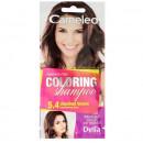 Sampon colorant Delia Cosmetics Coloring Shampoo nr 5.4 chestnut brown