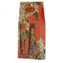 Set balsam de buze si crema de maini Pielor Breeze Collection Fleur d'Orange