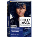 Vopsea par gel, L'Oreal Paris Colorista , nuanta blue black , 204 ml