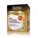 Crema de fata antirid Delia Cosmetics multi-firmer Gold Collagen