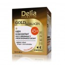 Crema de fata antirid Delia Cosmetics multi-firmer Gold Collagen