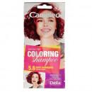Sampon colorant Delia Cosmetics Coloring Shampoo nr 5.6 dark mahogany