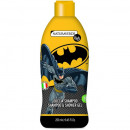 Sampon si Gel de dus copii cu Super-eroul Batman, Natura Verde, 250 ml