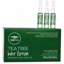 Tratament impotriva caderii parului Tea Tree Hair Lotion Paul Mitchell 12 fiole