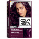 Vopsea de par permanenta, L'Oreal Paris Colorista , nuanta Dark Purple , 204 ml