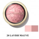 Blush Max Factor Creme Puff Blush 20 Lavish Mauve