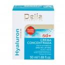 Crema antirid Delia Cosmetics Hyaluron Fusion 50