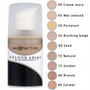 Fond de ten Max Factor Colour Adapt