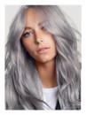 L'Oreal Paris Colorista Vopsea de par gel permanenta, nuanta silver grey, 204 ml