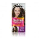 Sampon colorant Delia Cosmetics Coloring Shampoo nr 6.3 hazel mocha