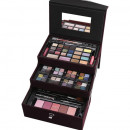 Trusa de machiaj profesionala, Beauty Case Velvety, Briconti