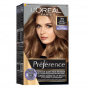 Vopsea de par permanenta cu amoniac L'Oreal Paris Preference 7.1 Iceland, 174 ml