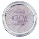 Iluminator compact Catrice Arctic Glow Highlighting Powder 010