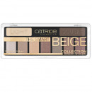 Paleta de fard Catrice The Smart Beige Collection Eyeshadow Palette 010