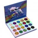 Paleta fard Glitter Unicorn