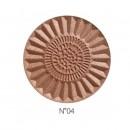 Pudra bronzanta iluminatoare Revers BRONZE & SHIMMER nr 04