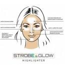 Pudra Iluminatoare Revers Cosmetics Strobe & Glow nr 08 treasure