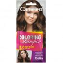 Sampon colorant Delia Cosmetics Coloring Shampoo nr 5.0 light brown